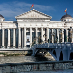 Skopje 2014 - Arkæologisk Museum Skopje