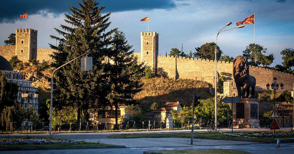 Forandringens vinde blæser i Republikken Makedonien