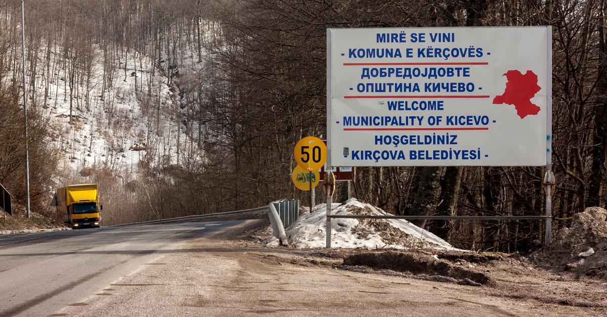 Makedonske nationalister udfordrer fredsaftalen fra 2001